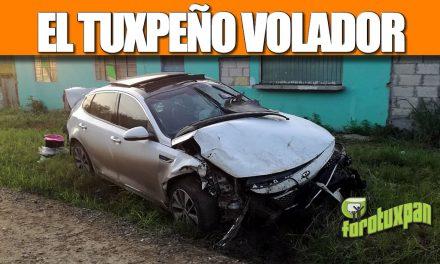 EL TUXPEÑO VOLADOR