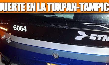 Muerte en la TUXPAN-TAMPICO