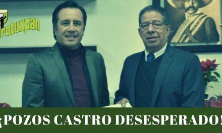 ¡POZOS CASTRO ESTÁ DESESPERADO!