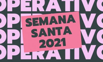 PRESENTAN PROGRAMA OPERATIVO DE SEMANA SANTA 2021