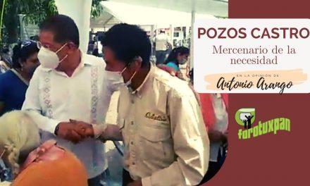 JOSE MANUEL POZOS: EL MERCENARIO DE LA NECESIDAD