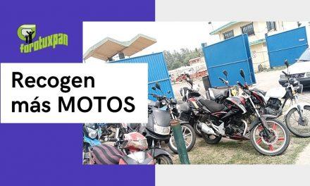 RECOGEN MÁS MOTOS FRENTE A GAS JAROCHO
