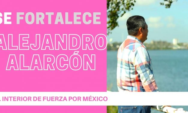 SE FORTALECE ALEJANDRO ALARCON AL INTERIOR DE FUERZA POR MÉXICO POR LA CANDIDATURA RUMBO A LA PRESIDENCIA MUNICIPAL DE TUXPAN
