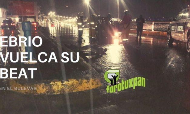 EBRIO VUELCA SU BEAT