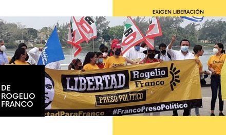 A UN MES DE LA DETENCIÓN ILEGAL DE ROGELIO FRANCO LÍDERES MUNICIPALES DEL PAN, PRI Y PRD EXIGEN SU LIBERACIÓN