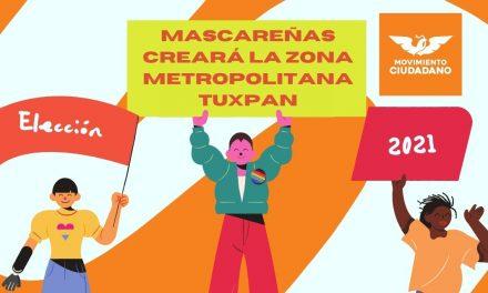 CREAR LA ZONA METROPOLITANA TUXPAN, PROPUESTA DE CARLOS REYES