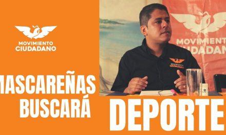 """CARLOS REYES """"MASCAREÑAS"""" DE GANAR LA DIPUTACION BUSCARÁ LA COMISION DEL DEPORTE EN LA LEGISLATURA"""