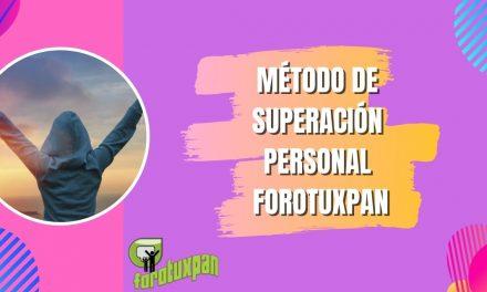 MÉTODO DE SUPERACIÓN PERSONAL FOROTUXPAN