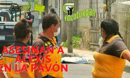 Asesinan a ALEXIS en la Pavón