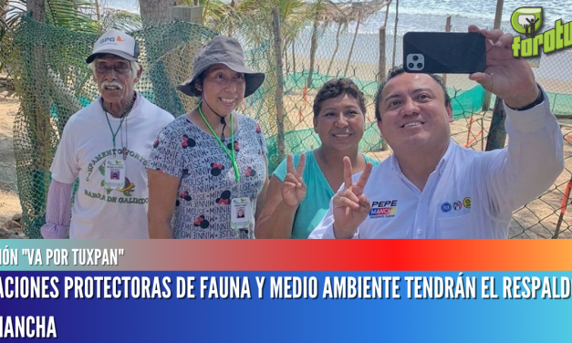 ASOCIACIONES PROTECTORAS DE FAUNA Y MEDIO AMBIENTE TENDRÁN EL RESPALDO DE PEPE MANCHA