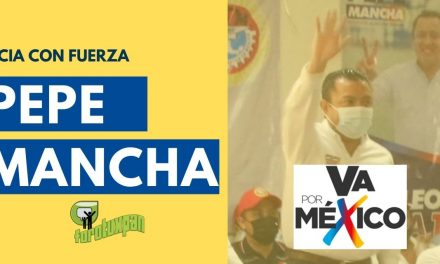 Pepe Mancha INICIÓ SU campaña con fuerza, junto a sectores productivos
