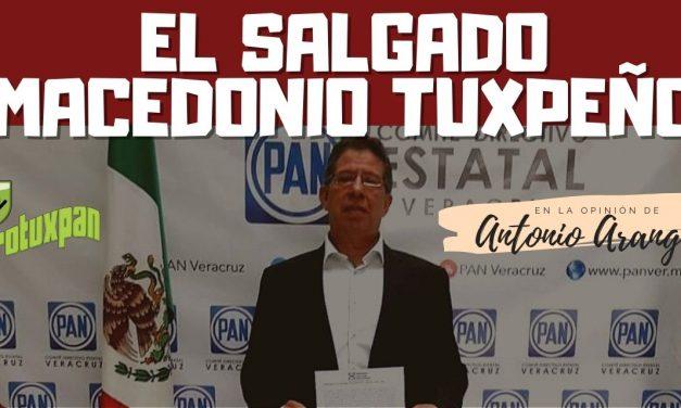 El SALGADO MACEDONIO Tuxpeño