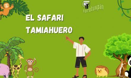 EL SAFARI TAMIAHUERO