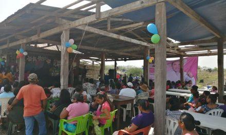 JORNADA DE TRABAJO POR LAS COMUNIDADES DE OTATAL: BRAULIO GARCÍA