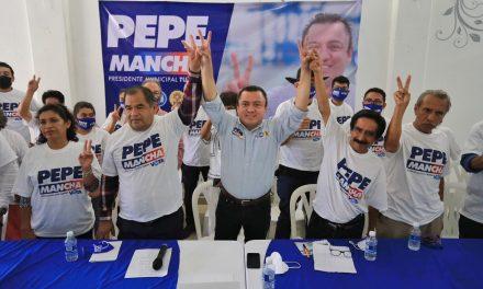 Liderazgos fundadores de Morena se suman a Pepe Mancha