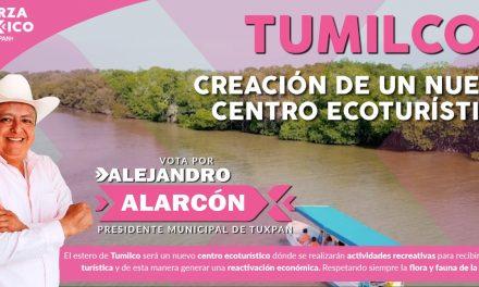 EL ECO-TURISMO SERÁ UN MOTOR IMPORTANTE PARA LA DERRAMA DE ECONÓMICA DE TUXPAN.