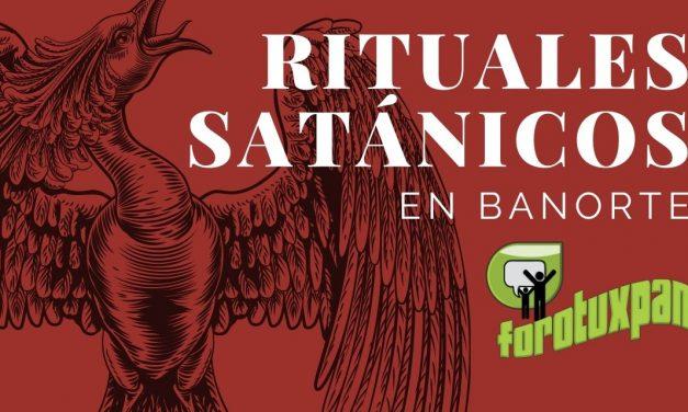 Rituales Satánicos en BANORTE