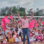 BRAULIO GARCÍA NIEVA, DE FUERZA POR MÉXICO, FUE EL SEGUNDO CANDIDATO CON MAYOR VOTACIÓN EN VERACRUZ.