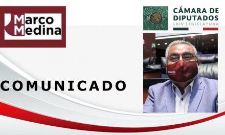 MARCO MEDINA CONDENA ARBITRARIEDADES A TUXPEÑOS