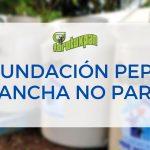 ¡Fundación PEPE MANCHA no para!