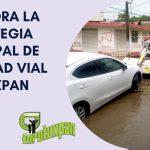 SE MEJORA LA ESTRATEGIA MUNICIPAL DE SEGURIDAD VIAL EN TUXPAN