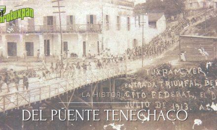 Historia del Puente Tenechaco