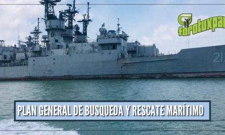 PLAN GENERAL DE BUSQUEDA Y RESCATE MARÍTIMO