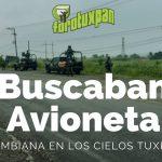 Buscaban avioneta COLOMBIANA en los cielos HUASTECOS