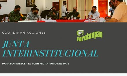 Junta interinstitucional para coordinar acciones para fortalecer el plan migratorio del país