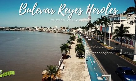 Historia del Bulevar Reyes Heróles
