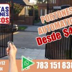 Puertas y Portones Automáticos